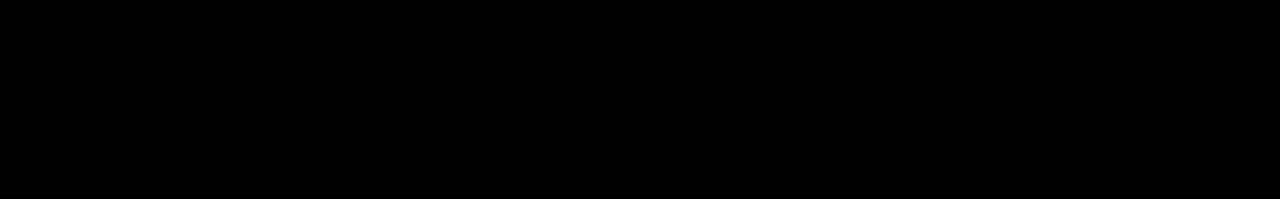 Moombahton audio waveform