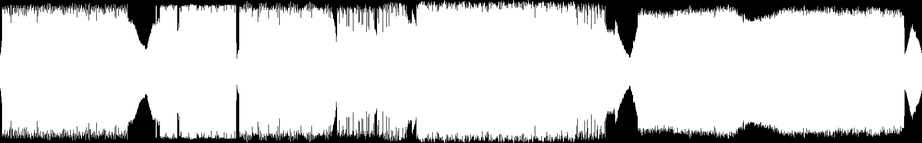 EDM Underworld audio waveform