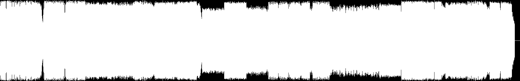 EDM 2016 audio waveform