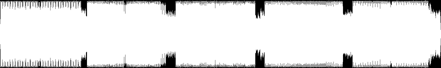 Techno Melodica audio waveform