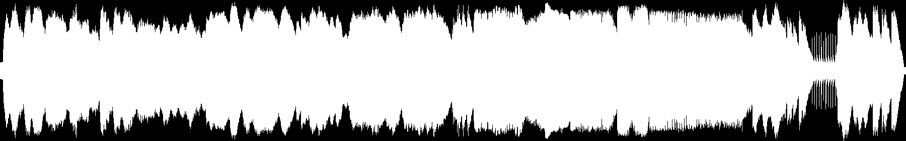 Luftrum 6 audio waveform