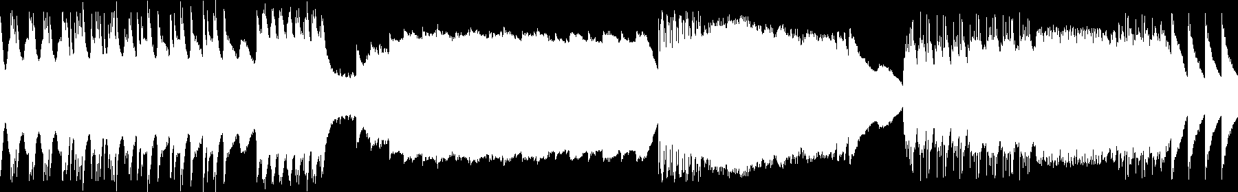 Ritual Kontakts audio waveform
