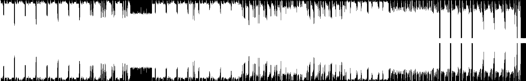 Black audio waveform