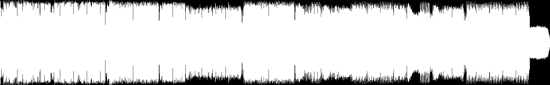 G-House audio waveform