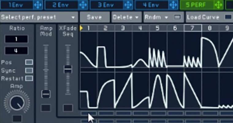 NI Massive Modulation Masterclass - ADSR