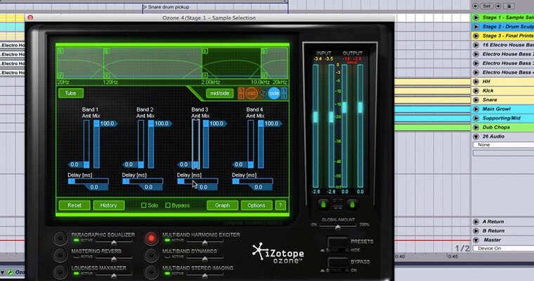 Bass Layering & Drum Processing - ADSR