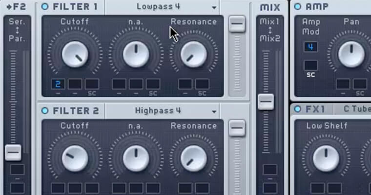 Sound Design With Massive - ADSR