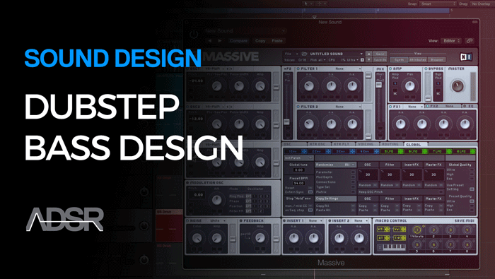 Dubstep Bass Design In Massive