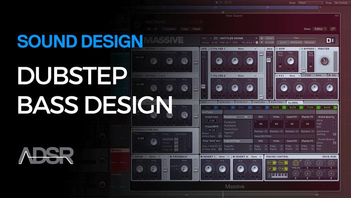 Dubstep Bass Design In Massive