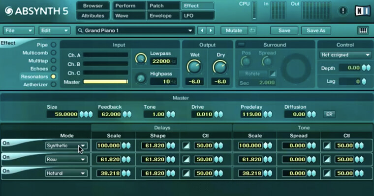 Learn Every Feature & Function Of Absynth - ADSR