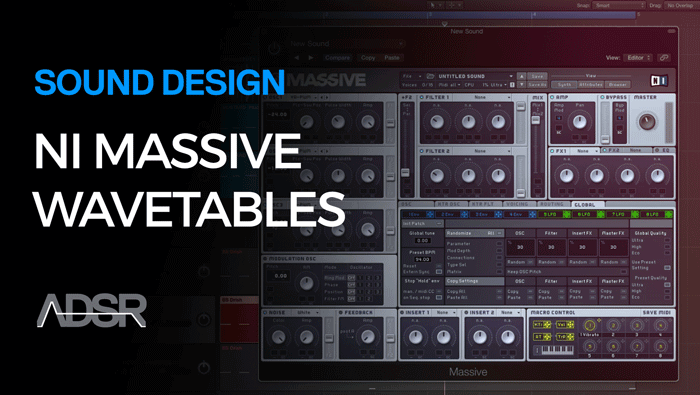 Wavetables In Massive Explained