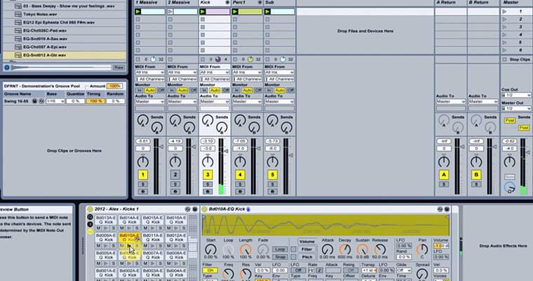 Learn Deep, Dub Techno With DFRNT - ADSR