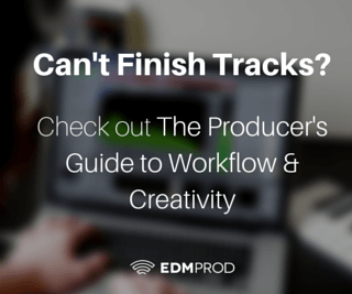 Can't finish tracks?