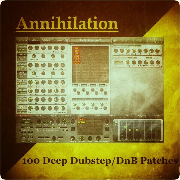 Annihilation Dubstep, Moombahcore and DnB