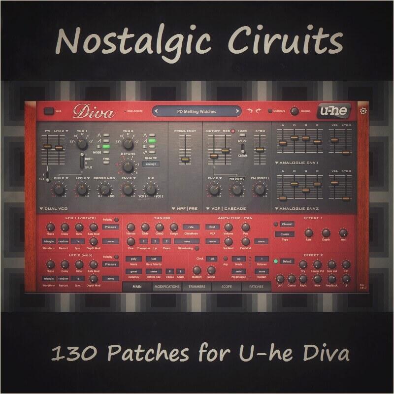 Nostalgic Circuits