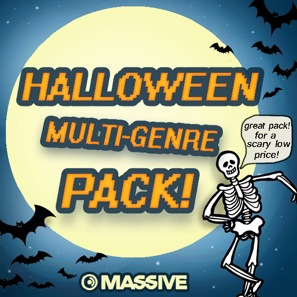 Multi-Genre Pack - Massive