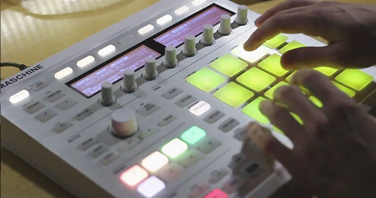 Create Original Beats With Sampled Sounds on Maschine - ADSR