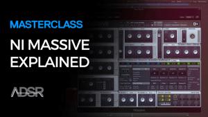 NI Massive Masterclass - Learn Every Function & Feature Of Massive