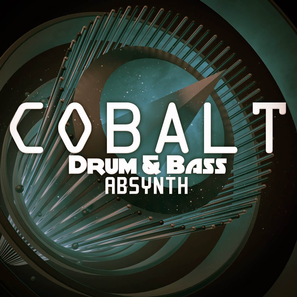 Cobalt Drum and Bass Sounds Demo - Free Absynth Presets