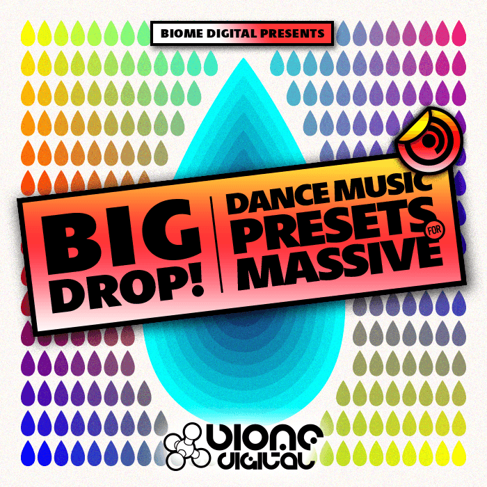 Big Drop! Dance Music Presets For Massive (Complete)