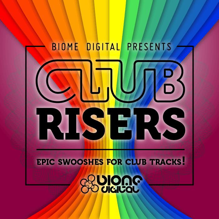 Club Risers - Sound Effects