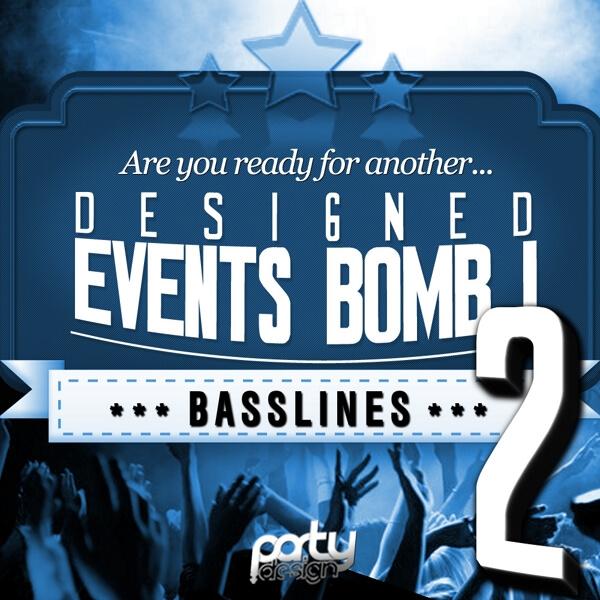Designed Events Bomb! Vol 2: Basslines