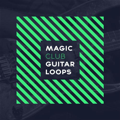 Magic Club Guitar Loops