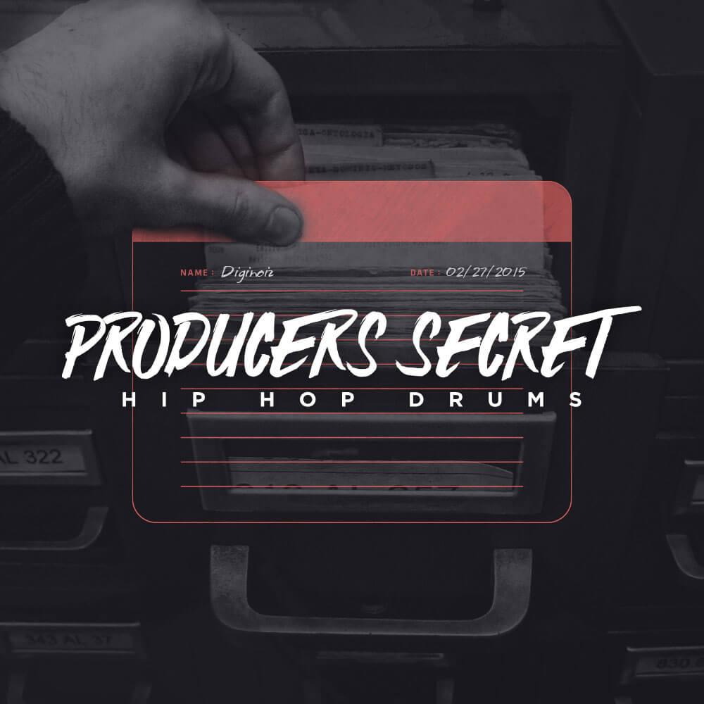 Producers Secret – Hip Hop Drums