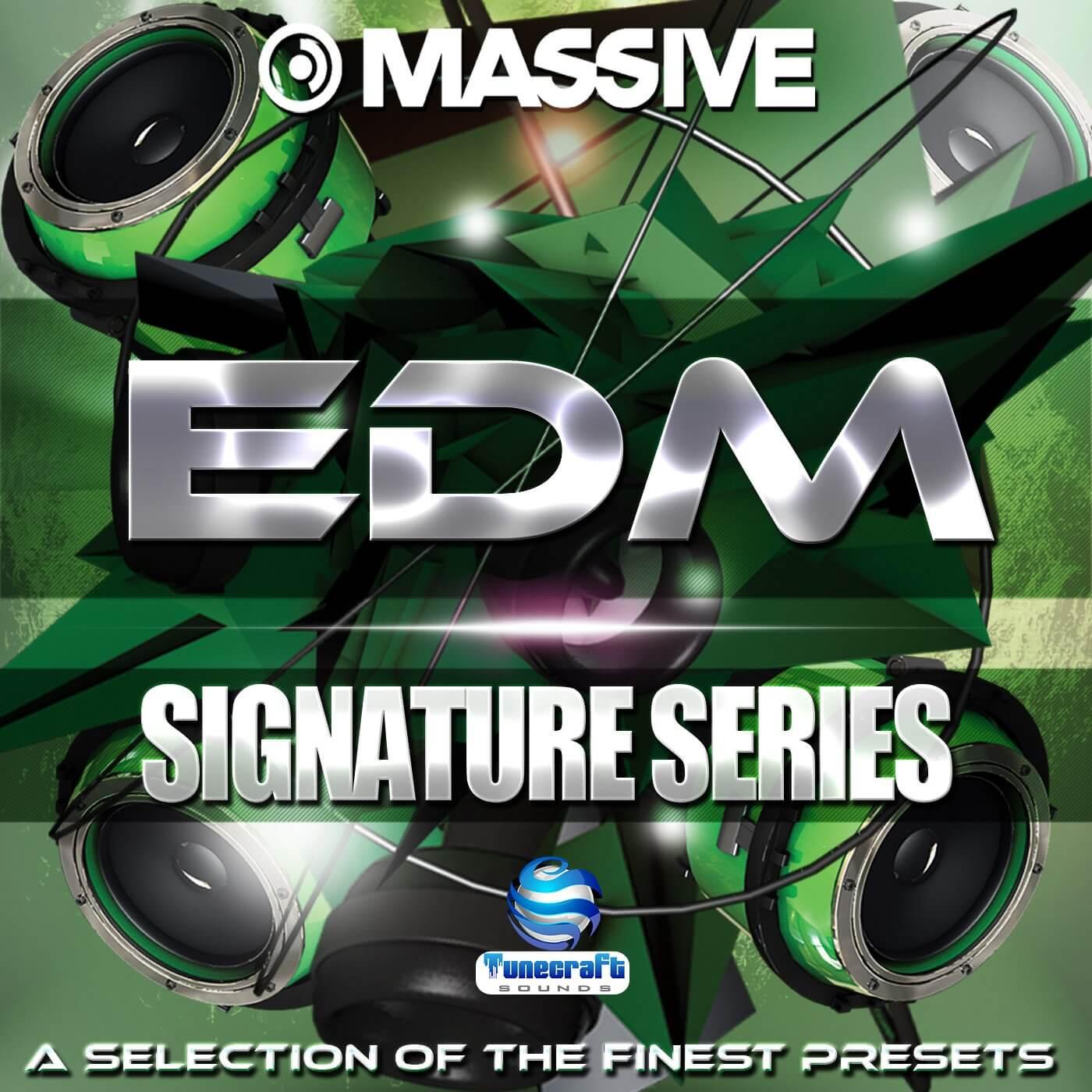Tunecraft EDM Signature Series