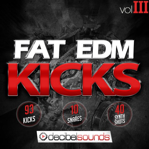 Fat EDM Kicks Vol 3