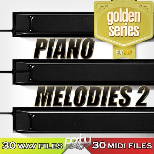 Gold Series: Piano Melodies 2