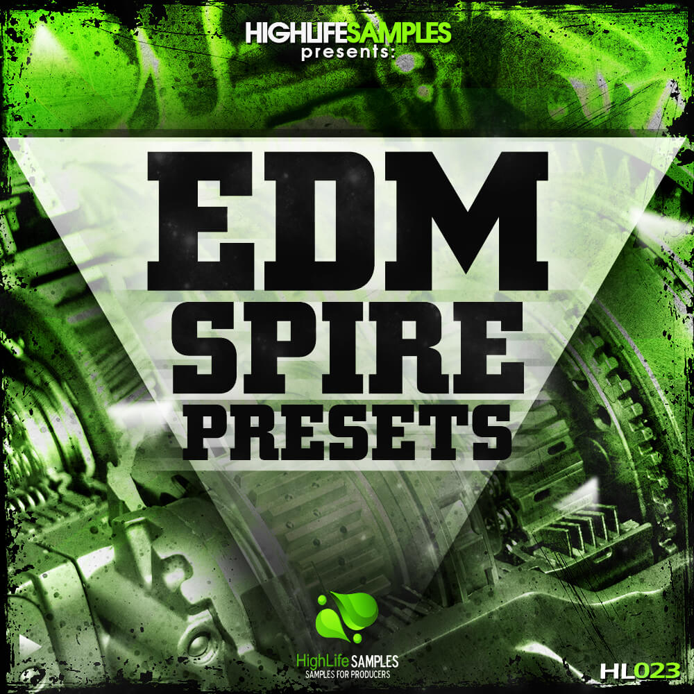 HighLife Samples EDM Spire Presets