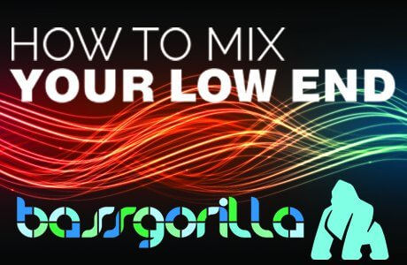 How to mix your low end (Bass, sub, kicks)