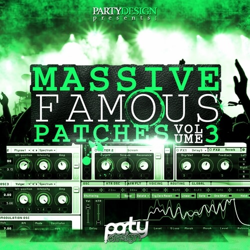 Massive Famous Patches Vol 3