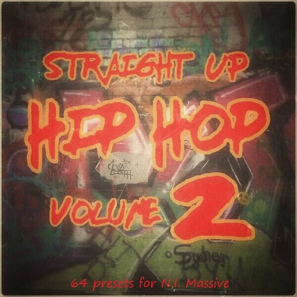 Straight Up Hip Hop Volume 2