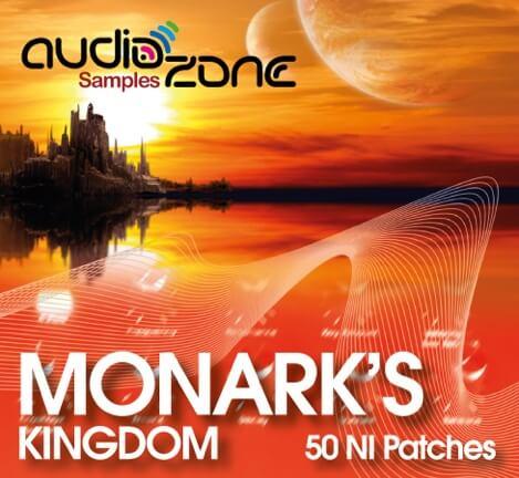 MONARK'S KINGDOM - 50 NI Monark presets