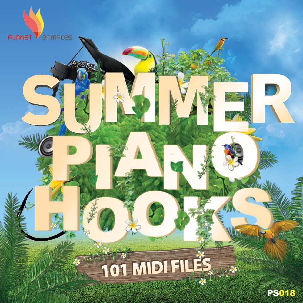 Summer Piano Hook