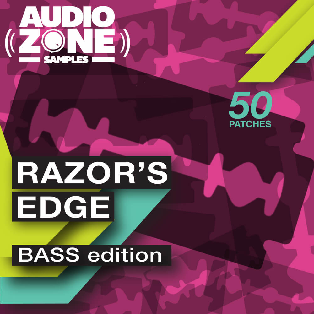 RAZOR'S EDGE Bass edition