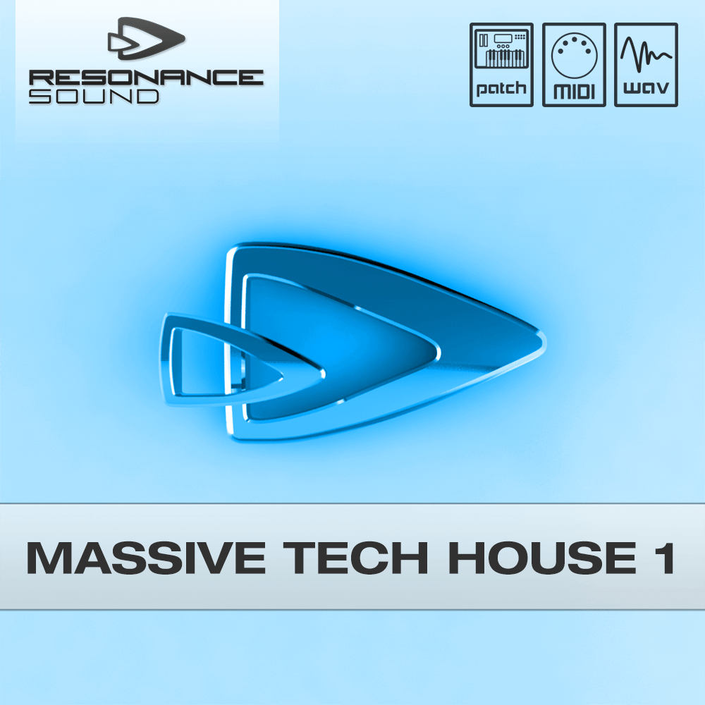 Resonance Sound - Massive Tech House 1