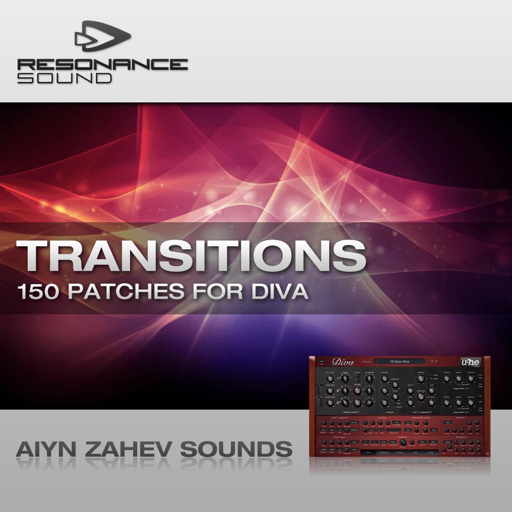 Aiyn Zahev - Transitions DIVA