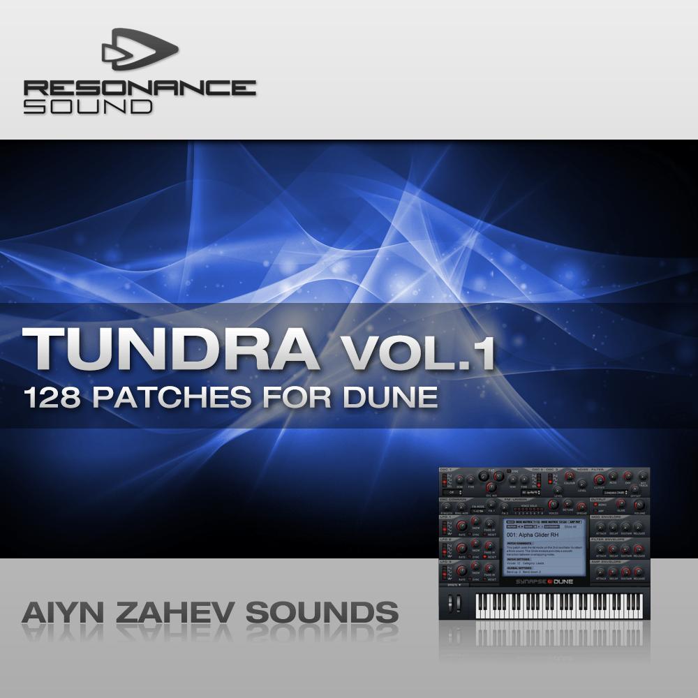 Aiyn Zahev - Tundra Vol.1 DUNE