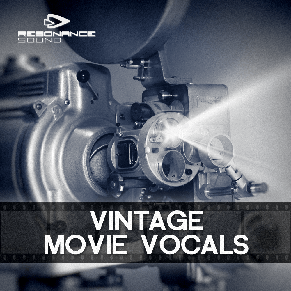 Resonance Sound - Vintage Movie Vocals