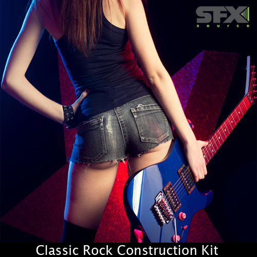 Classic Rock Construction Kit