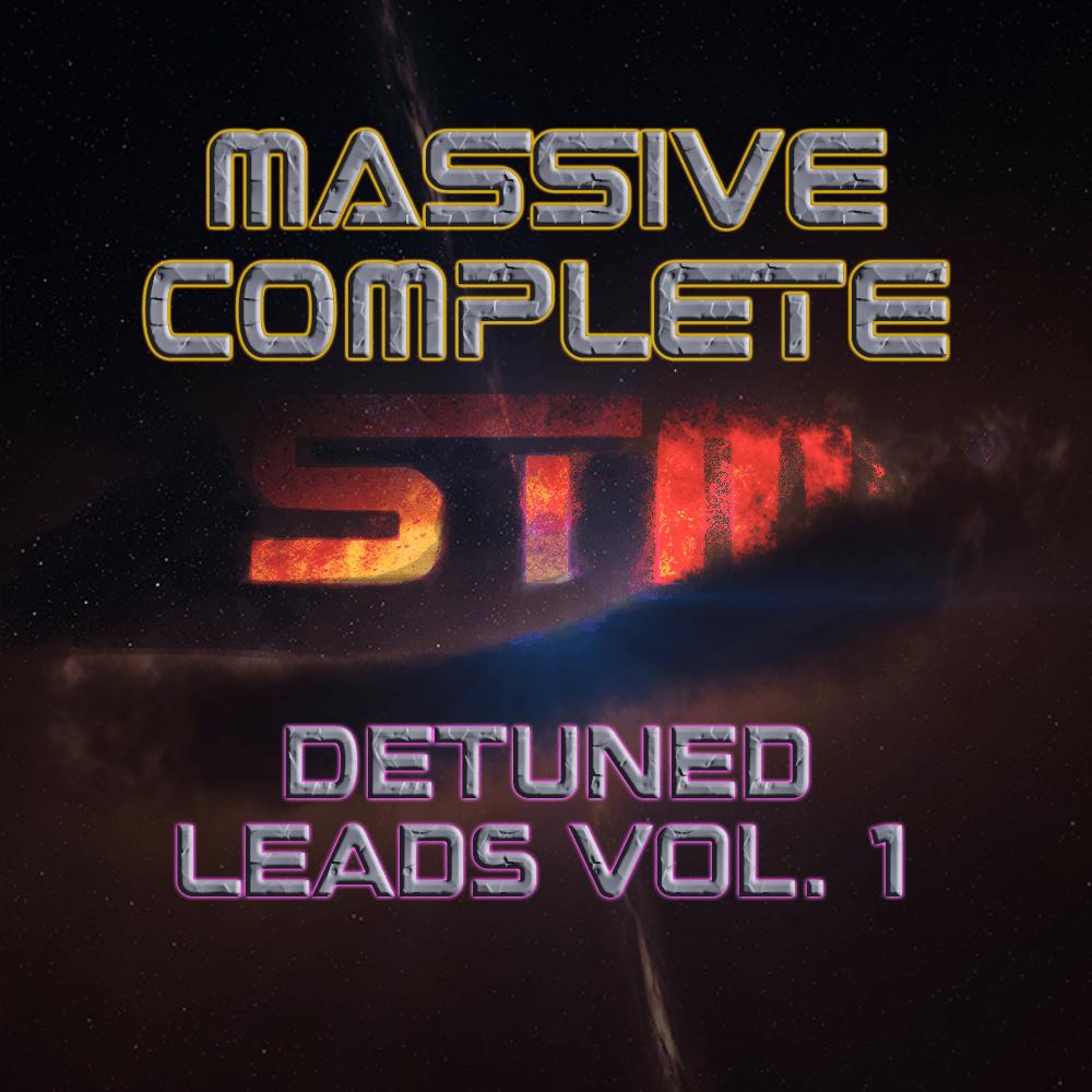 Massive Complete: Detuned Leads Vol. 1
