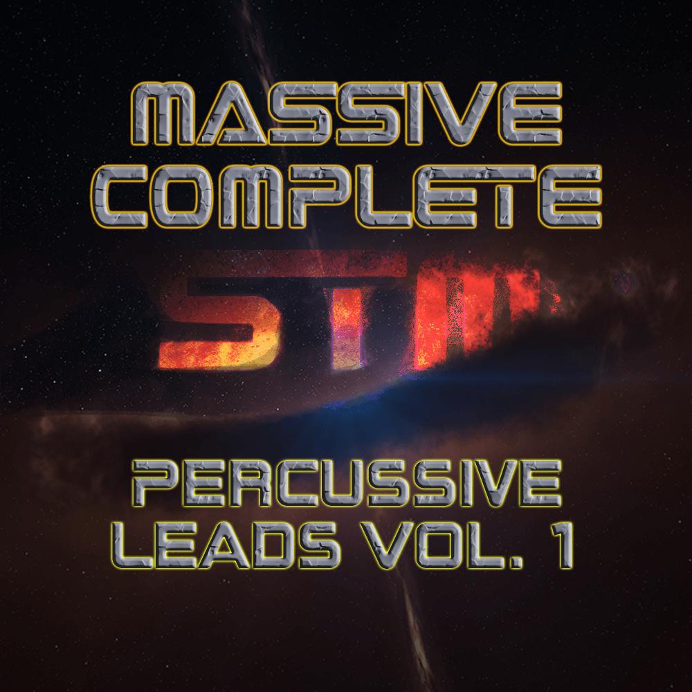 Massive Complete: Percussion Leads Vol. 1