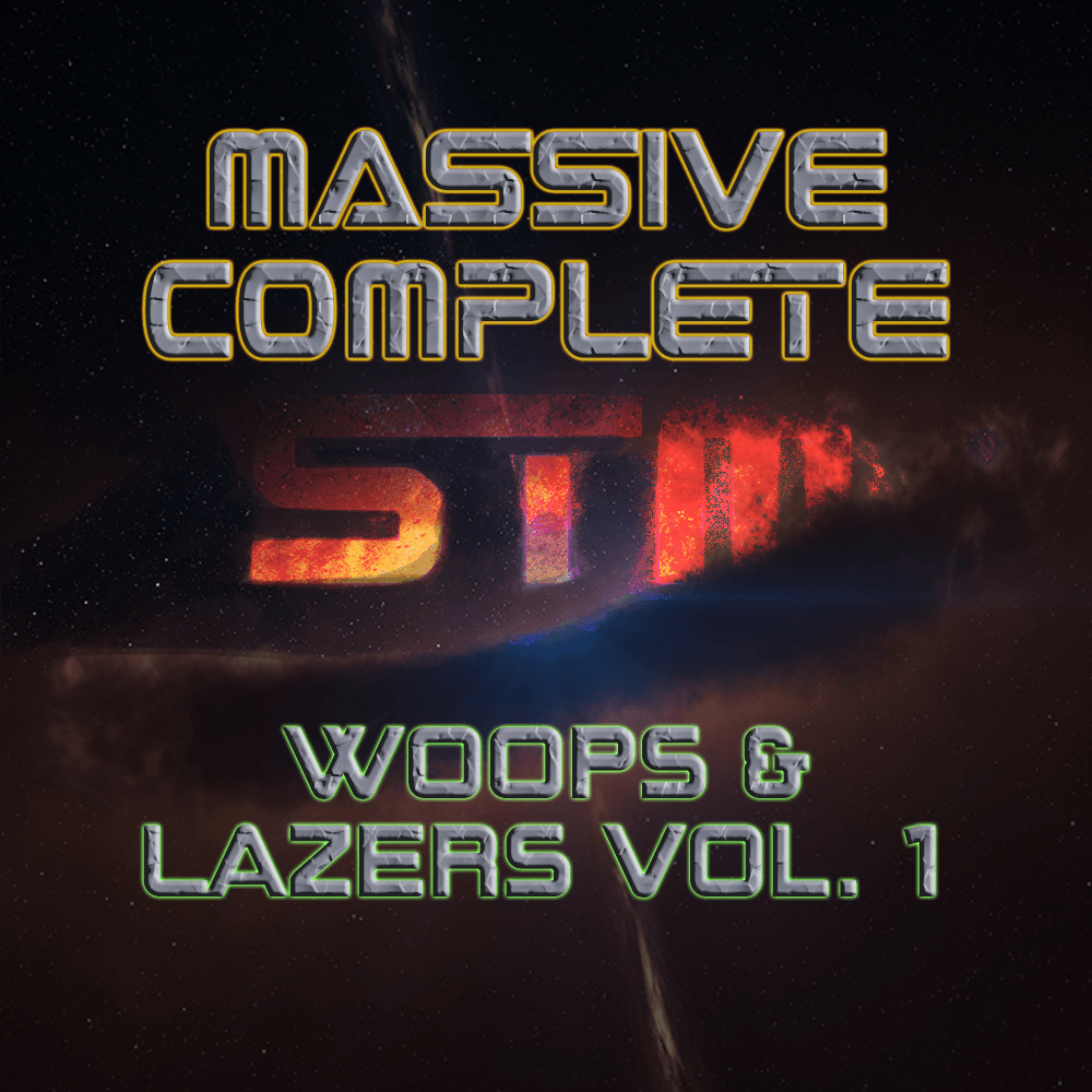 Massive Complete: Woops and Lazers Vol. 1