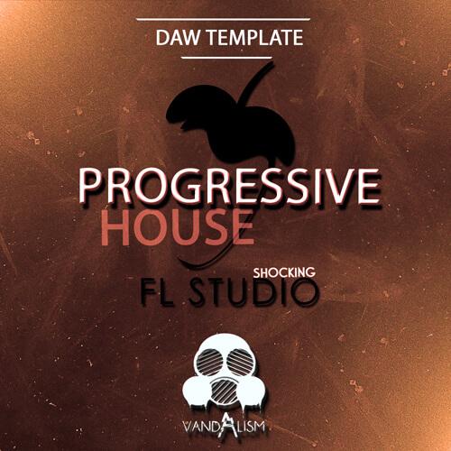 Shocking FL Studio: Progressive House