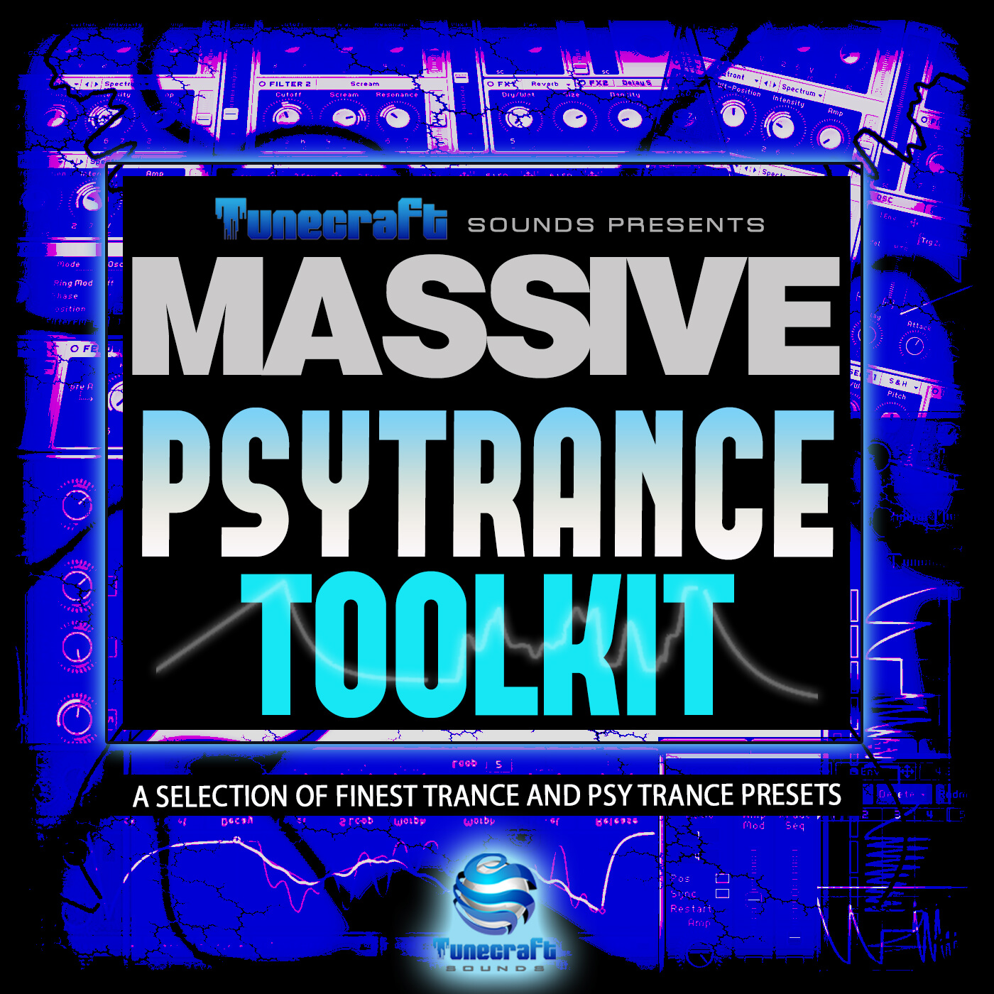 Tunecraft PsyTrance Toolkit