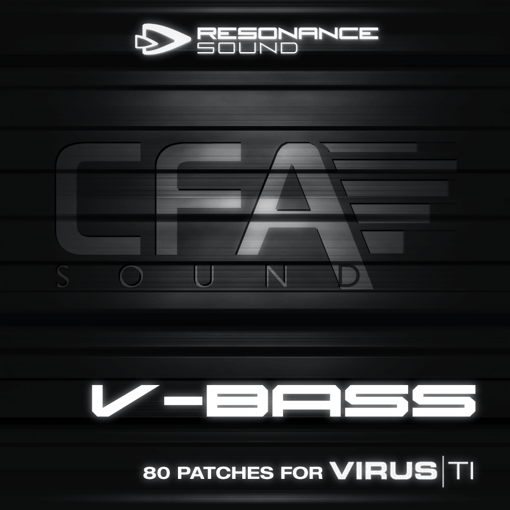 CFA-Sound - V-Bass VirusTI