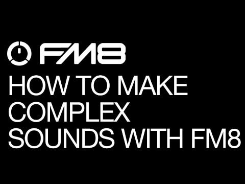 Create Complexed Looped Sounds With FM8 Envelopes